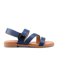 ANDREW Christy Sandal Navy