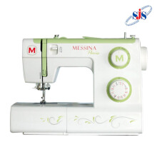 MESSINA P5721 Paris Mesin Jahit Portable - Putih-Hijau