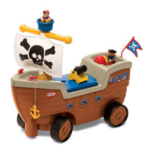 LITTLE TIKES Play n' Scoot Pirate Ship 622113