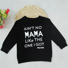 BESSKY Baby Kids Set Clothes Long Sleeve Letter Print T-shirt +Pants Outfits Set _