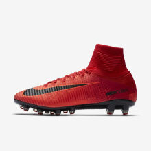 NIKE MERCURIAL SUPERFLY V DF AG-PRO[831955-616]-Red