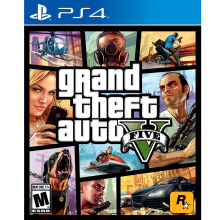 SONY PS4 Game - Grand Theft Auto V