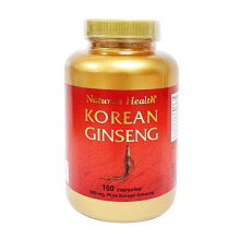 NATURE'S HEALTH Korean Ginseng 500mg 100 Capsules