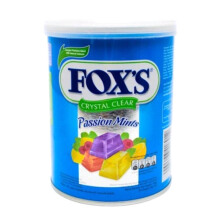 FOX'S Passion Mints Tin 180gr