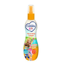 CUSSONS KIDS Hair & Body Cologne Sparkling Orange - 100ml