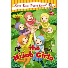 Kkpk.The Hijab Girls - Najmah Alya Irawan 9786022429036