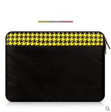 JDS S-11021 handbag for 11inch Laptop Ipad black&yellow color