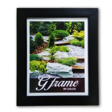 THE OLIVE HOUSE - MDF Photo Frame 8R Hitam