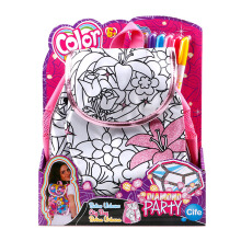 CIFE Color Me Mine Diamond Party City Bag 86303