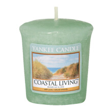 YANKEE CANDLE Votive - Coastal Living - 49gr