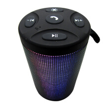 ALFALINK Bluetooth Speaker BTS 233 Black
