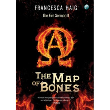The Fire Sermon #2: The Map Of Bones - Francesca Haig 9786023851058