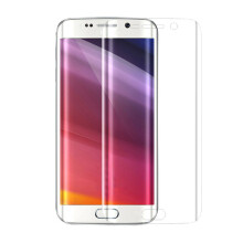 BESSKY Clear 3D Curved Film Screen Protector for Samsung Galaxy S6 Edge Plus_ Clear