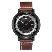 Lee Watch Camera Collection Kulit Cokelat M96DBL5-14 Brown