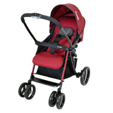 COMBI Mega Ride Stroller - Imperial Red