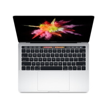 APPLE Macbook Pro 2017 MPXX2 (13 inch, Touch Bar, 3.1Ghz Dualcore i5, 8GB/256GB/Intel Iris Plus Graphics 650) - Silver