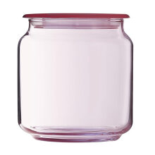 LUMINARC Toples Rondo Ice Pink Jar J5875 / J4015 500ML - Pink