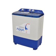 [DISC] AQUA Mesin Cuci Twin Tub 8 kg AQW-870XT