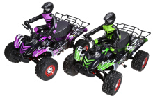 Channel High Speed Crossing Car Off Road Racer (random color)