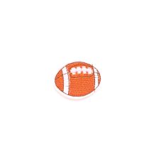 PATCH.INC Football 5x4 cm