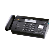 PANASONIC Thermal Fax KX-FT987 - Black