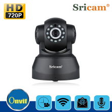 Sricam Wireless IP Webcam Camera Night Vision 11 LED WIFI Cam M-JPEG Video