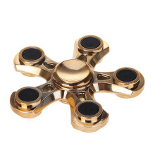 SPINNER Alloy Five Sided Fidget Spinner
