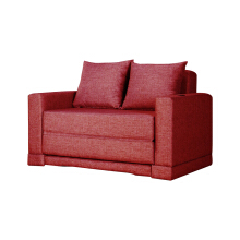 Ivaro - MIKI Sofa Bed - Dark Red