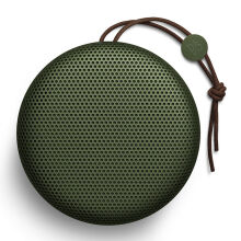 B&O PLAY by Bang & Olufsen Beoplay A1 Portable Bluetooth Speaker with Microphone - Natural
