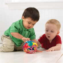 BESSKY children pliable ball grasping the ball exquisite ball- Blue
