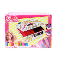 EMCO Barbie Fun-Tiles Jewelry Box 70460 6612