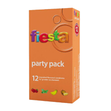 FIESTA Kondom Party Pack Isi 12