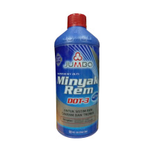 JUMBO DOT 3 Brake Fluid Merah - Minyak Rem [946 mL]