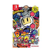 NINTENDO Switch Game - Super Bomberman R