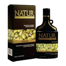 NATUR Shampoo Olive Oil 140ml