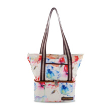 NATURAL MOMS Cooler Bag Tote - Korean Bloom