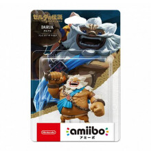 NINTENDO Daruk Amiibo - Zelda Breath of the Wild Series