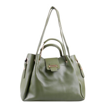 HUER Sandra Tote Bag - Green [One Size]