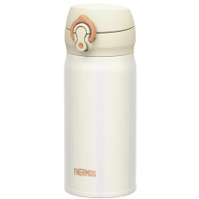 THERMOS Ultra Light One Push Tumbler - Pearl White 350 ml (JNL-352 PRW)