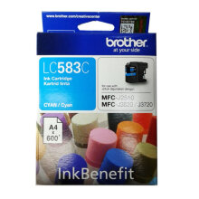 BROTHER LC-583 ink - Cyan