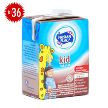 FRISIAN FLAG UHT Kid Choco Carton 115ml x 36pcs
