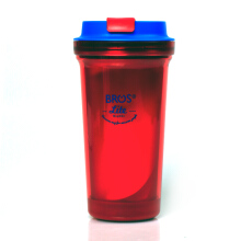 BROS Water Bottle Mug2Go Lite Cherry Bomb 400ML