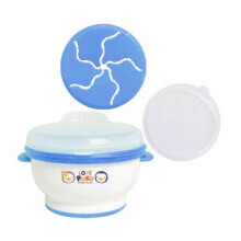 PUKU Baby Food Grinder Set (3 in 1) - Blue