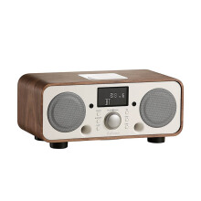 AULUXE New Breeze AW3021WB Speaker - Walnut Putih