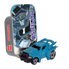 DICKIE TOYS Transformers Tin Box Set - Steeljaw