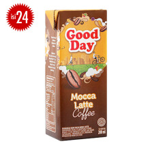 Good Day Mocca Latte Coffee Carton 200ml x 24 pcs
