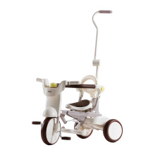 IIMO Foldable Tricycle #02 - White