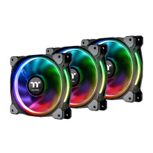 THERMALTAKE Riing Plus 12 RGB Radiator Fan TT Premium Edition 3Pack