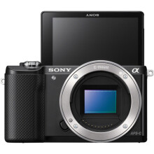Sony Alpha ILCE-A5000L K 16-50mm - Black Black