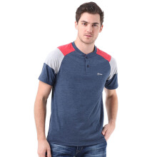 HAMMER Henley Fashion G1HF038N1 - Navy